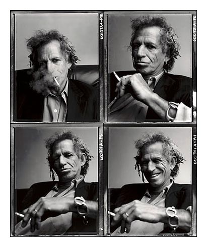 [You Win Again – Keith Richards (photo by Patrick Demarchelier, New York, 2000