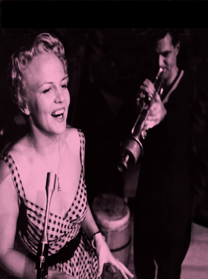 [It's All Over Now – Peggy Lee]
