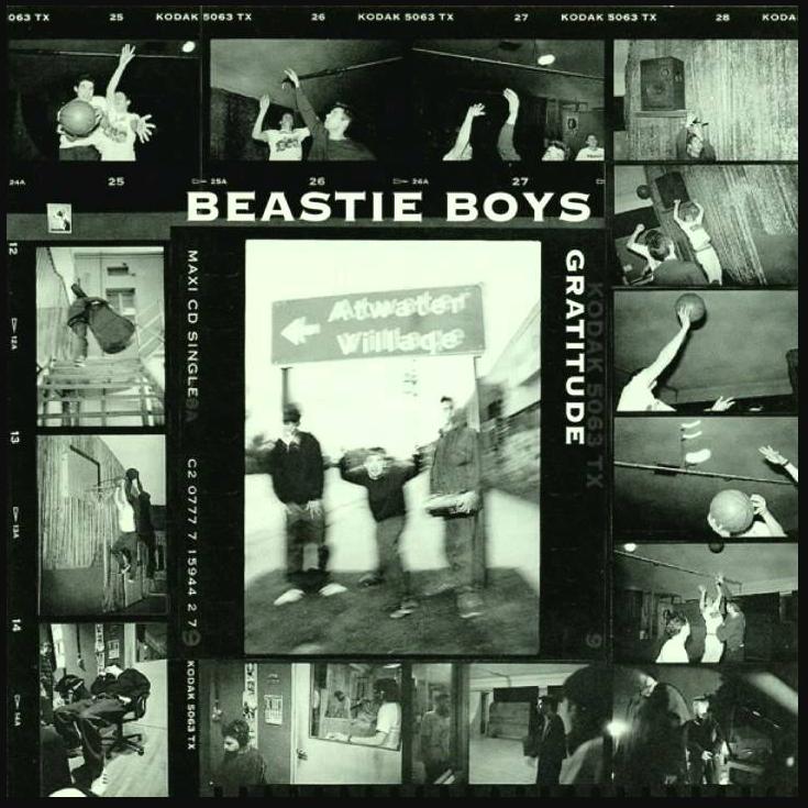 [Dub The Mic / Gratitude – Beastie Boys]