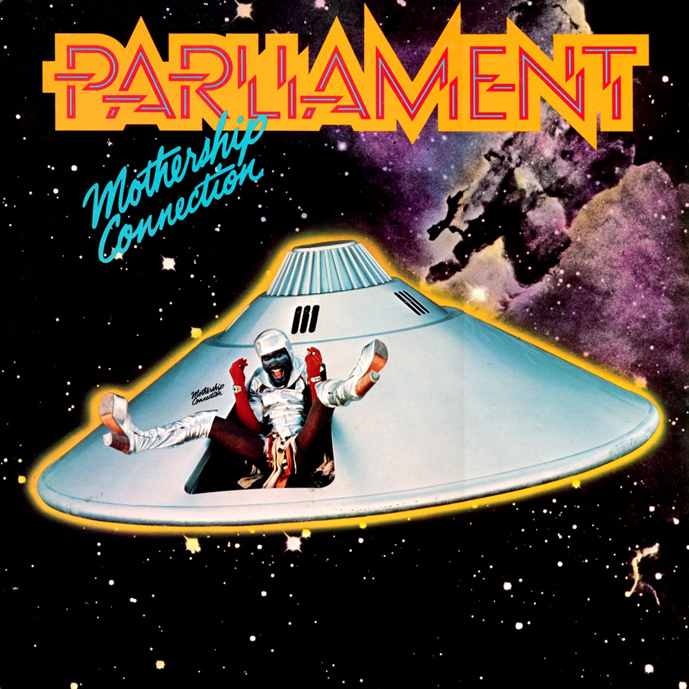 [Supergroovalisticprosifunkstication – Parliament]
