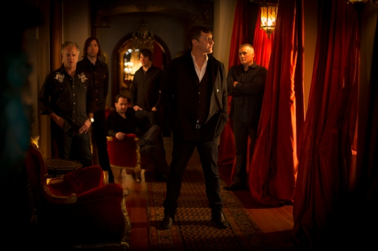 [Royal Cream / I Am Fire – The Afghan Whigs (photo by Piper Ferguson, 2014)]