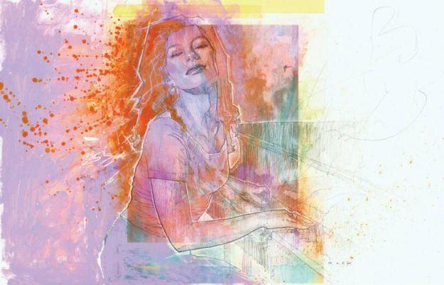 Tori Amos by Mack